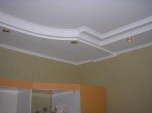 Потолок под покраску в Краснодаре